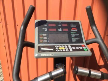 Johnson Motionscykel brugtmotionsudstyr.dk display